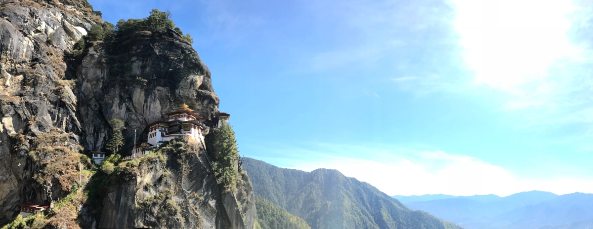 Bhutan: On the back of the Thunder Dragon (Part 2)